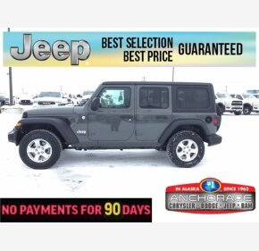 2020 Jeep Wrangler for sale 101283111