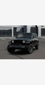2020 Jeep Wrangler 4WD Unlimited Rubicon for sale 101283759