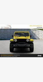 2020 Jeep Wrangler for sale 101287919