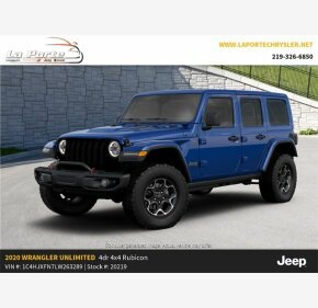2020 Jeep Wrangler for sale 101298560