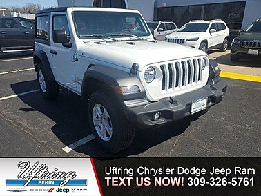 2020 Jeep Wrangler 4WD Sport for sale 101301361