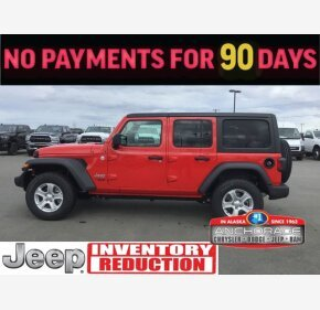 2020 Jeep Wrangler for sale 101318731