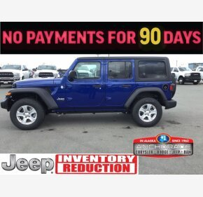 2020 Jeep Wrangler for sale 101318732