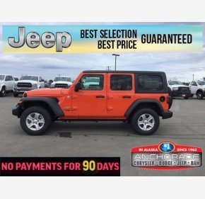 2020 Jeep Wrangler for sale 101318738