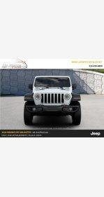 2020 Jeep Wrangler 4WD Unlimited Rubicon for sale 101321700