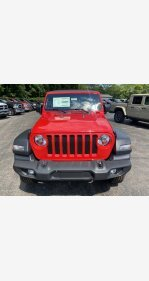 2020 Jeep Wrangler for sale 101330658