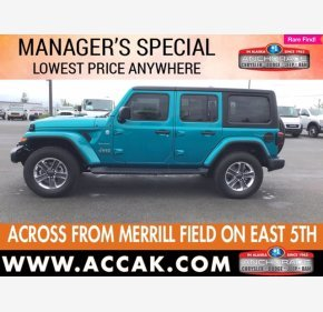 2020 Jeep Wrangler for sale 101335101
