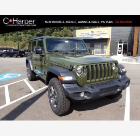 2020 Jeep Wrangler for sale 101354289