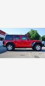 2020 Jeep Wrangler for sale 101356985