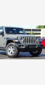 2020 Jeep Wrangler for sale 101357582