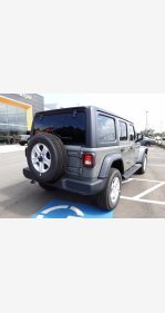 2020 Jeep Wrangler 4WD Unlimited Sport for sale 101357706