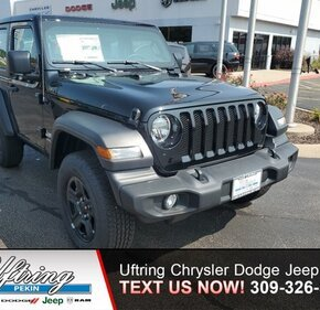 2020 Jeep Wrangler for sale 101364378