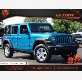 2020 Jeep Wrangler for sale 101371700