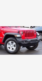 2020 Jeep Wrangler for sale 101384387