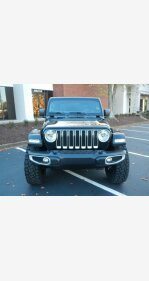 2020 Jeep Wrangler 4WD Unlimited Sahara for sale 101414034