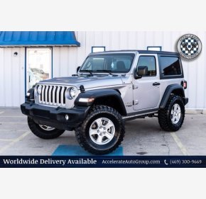 2020 Jeep Wrangler for sale 101428270