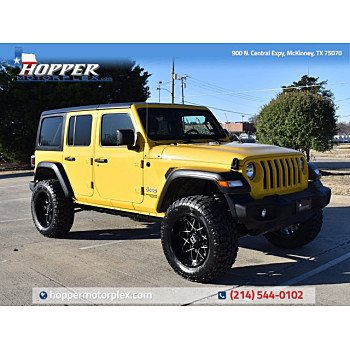 2020 Jeep Wrangler for sale 101430283