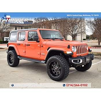 2020 Jeep Wrangler for sale 101430286