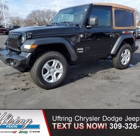 2020 Jeep Wrangler for sale 101430332