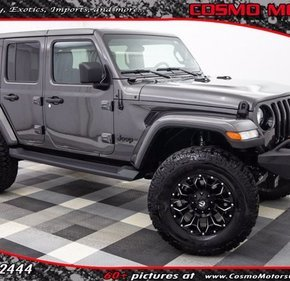 2020 Jeep Wrangler for sale 101443005