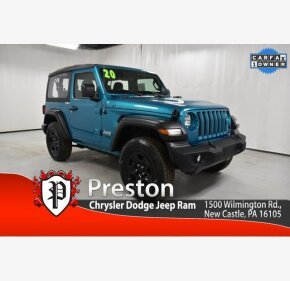 2020 Jeep Wrangler for sale 101459587