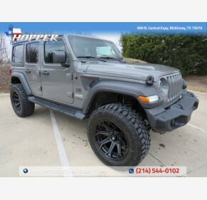 2020 Jeep Wrangler for sale 101461911