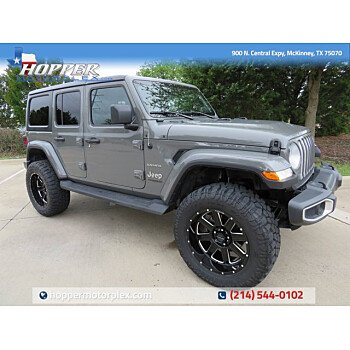 2020 Jeep Wrangler for sale 101507479