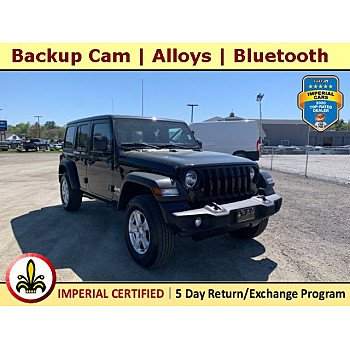 2020 Jeep Wrangler for sale 101511330