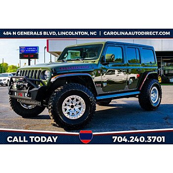 2020 Jeep Wrangler for sale 101516125
