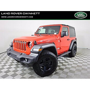 2020 Jeep Wrangler for sale 101571665