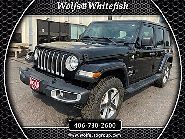 2020 Jeep Wrangler for sale 101604050