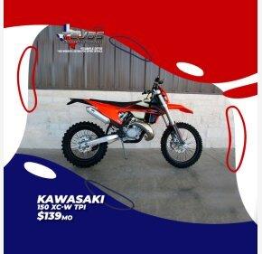 2020 KTM 150XC-W for sale 200928608