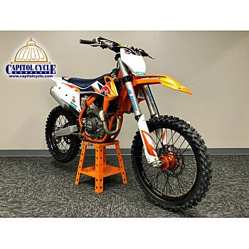 2020 KTM 450SX-F for sale 201033880