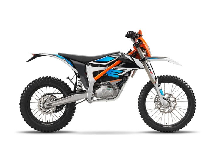 2020 KTM FreeRide 250 F E-XC specifications