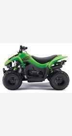 2020 Kawasaki KFX50 for sale 200803680