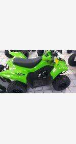 2020 Kawasaki KFX50 for sale 200849326