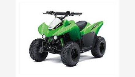 2020 Kawasaki KFX50 for sale 200850948