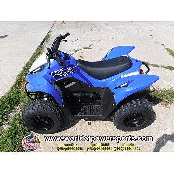 2020 Kawasaki KFX90 for sale 200788576