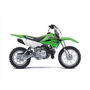 2020 Kawasaki KLX110 for sale 200809727