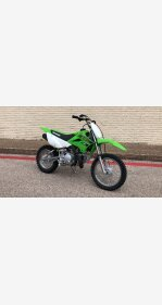2020 Kawasaki KLX110 for sale 200828750