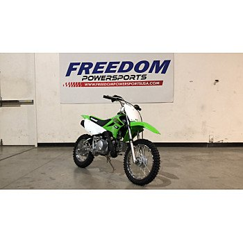2020 Kawasaki KLX110 for sale 200832638