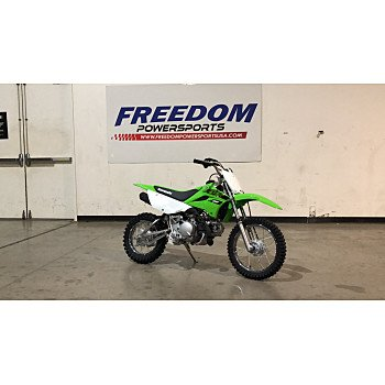 2020 Kawasaki KLX110 for sale 200832748