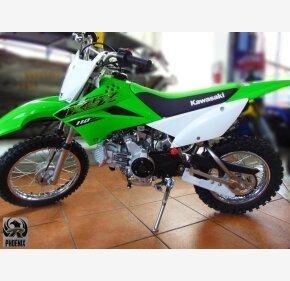 2020 Kawasaki KLX110 for sale 200837675