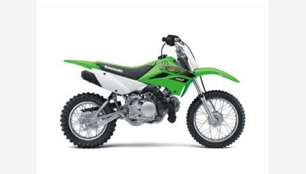 2020 Kawasaki KLX110 for sale 200842336