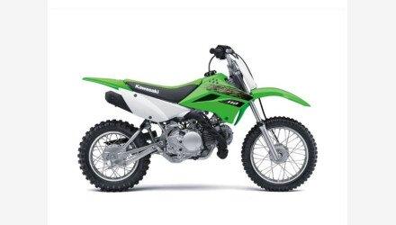 2020 Kawasaki KLX110 for sale 200845904