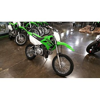 2020 Kawasaki KLX110L for sale 200767294