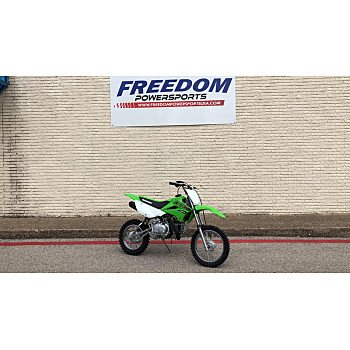 2020 Kawasaki KLX110L for sale 200778147
