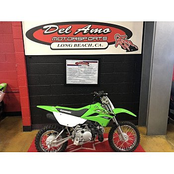 2020 Kawasaki KLX110L for sale 200785162