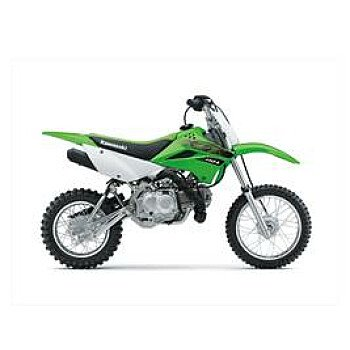2020 Kawasaki KLX110L for sale 200799153