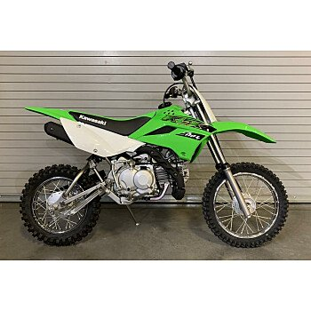 2020 Kawasaki KLX110L for sale 200800987